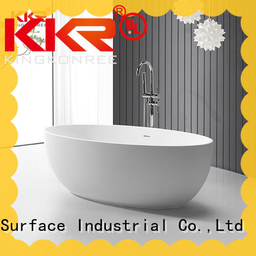 bulk production small stand alone bathtub ODM for bathroom