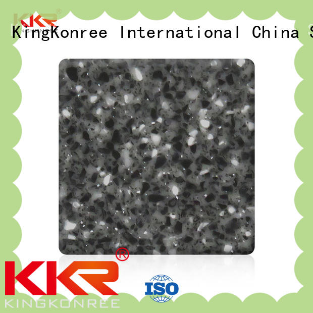 sparkle solid surface material manufacturer for home