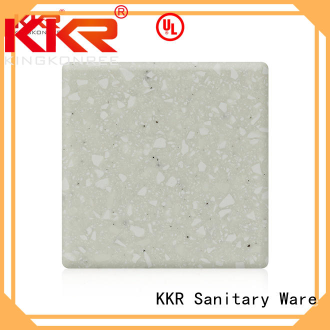 KingKonree soild acrylic solid surface supplier for room