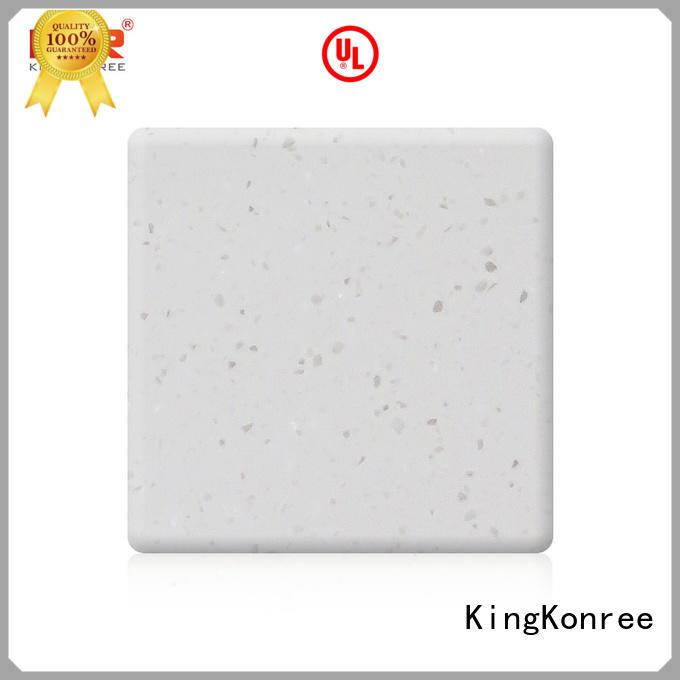 KingKonree artificial acrylic countertops cost for home