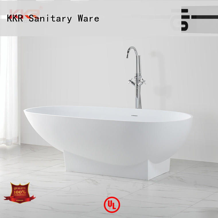 high-end bathroom freestanding tub free design for hotel