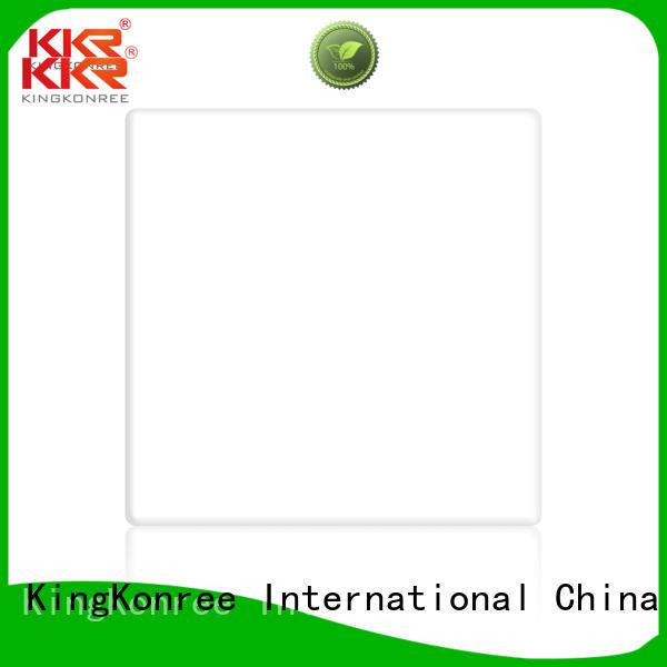 surface acrylic solid surface sheets suppliers 100 KingKonree company