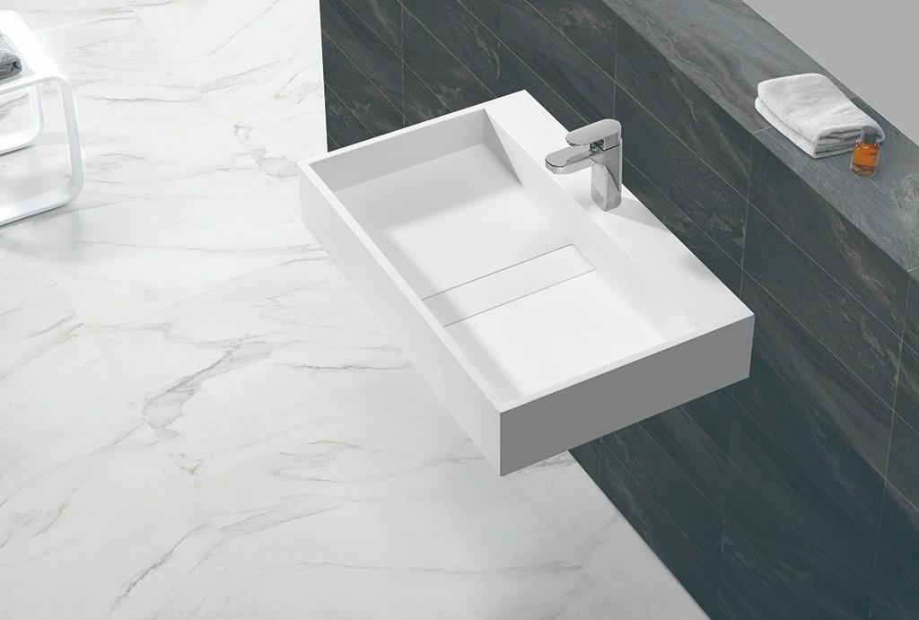 KingKonree slope stylish wash basin sink for toilet-1