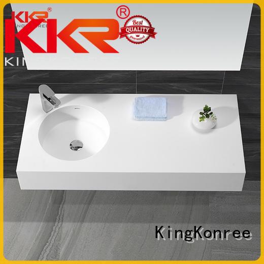 wall hung wash basin for home KingKonree
