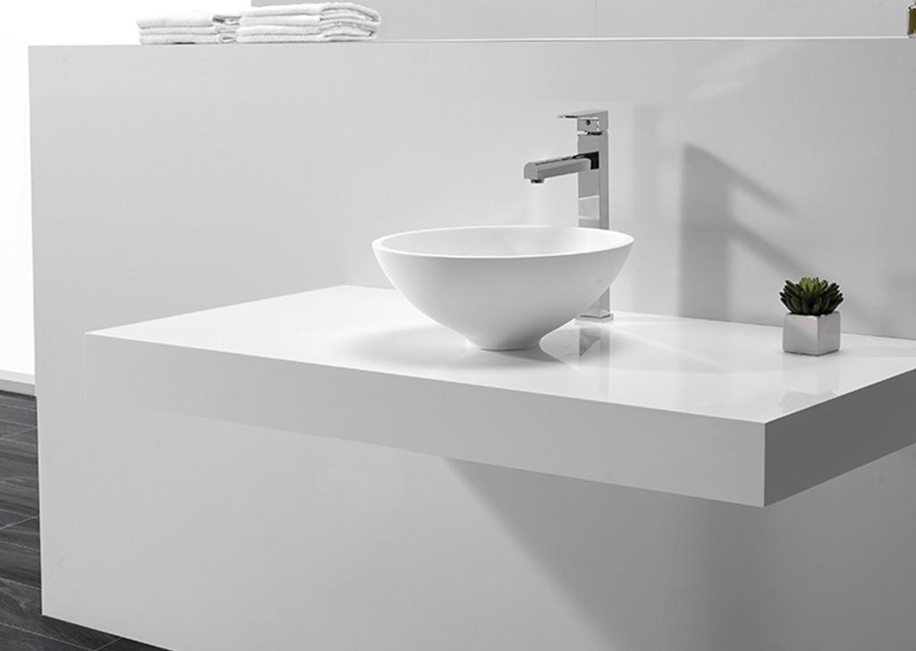 bathroom countertops and sinks for restaurant KingKonree-1