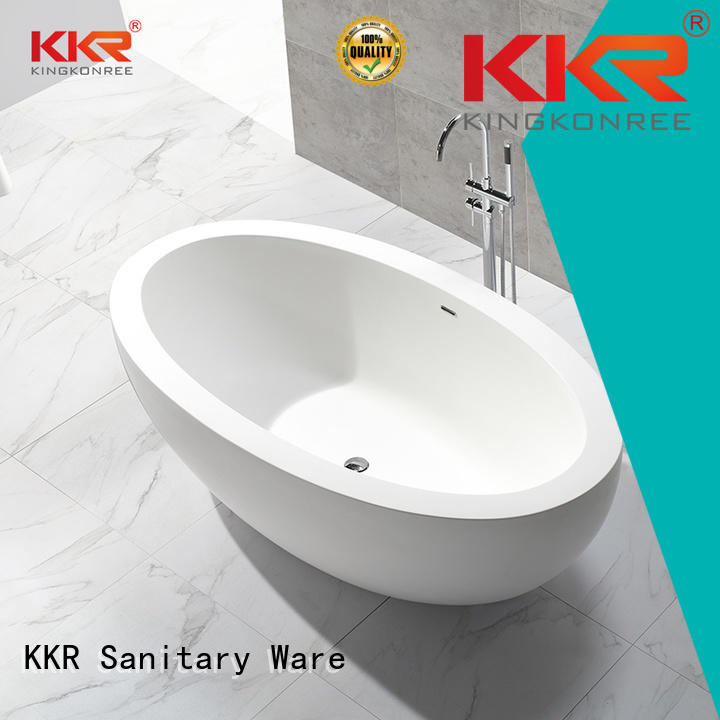 diameter selling Solid Surface Freestanding Bathtub standing KingKonree company