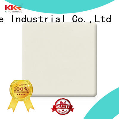 KingKonree practical solid surface material customized for room