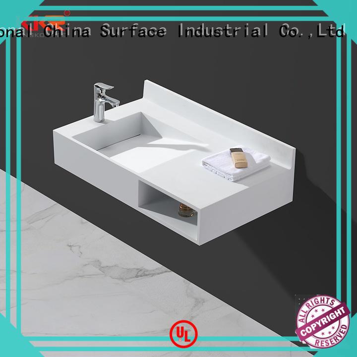 KingKonree wall mounted wash basins supplier for toilet
