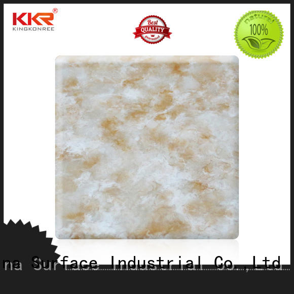 popular solid surface sheets for sale from China for home