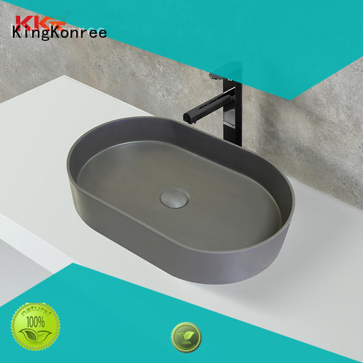 durable small countertop basin customized for home