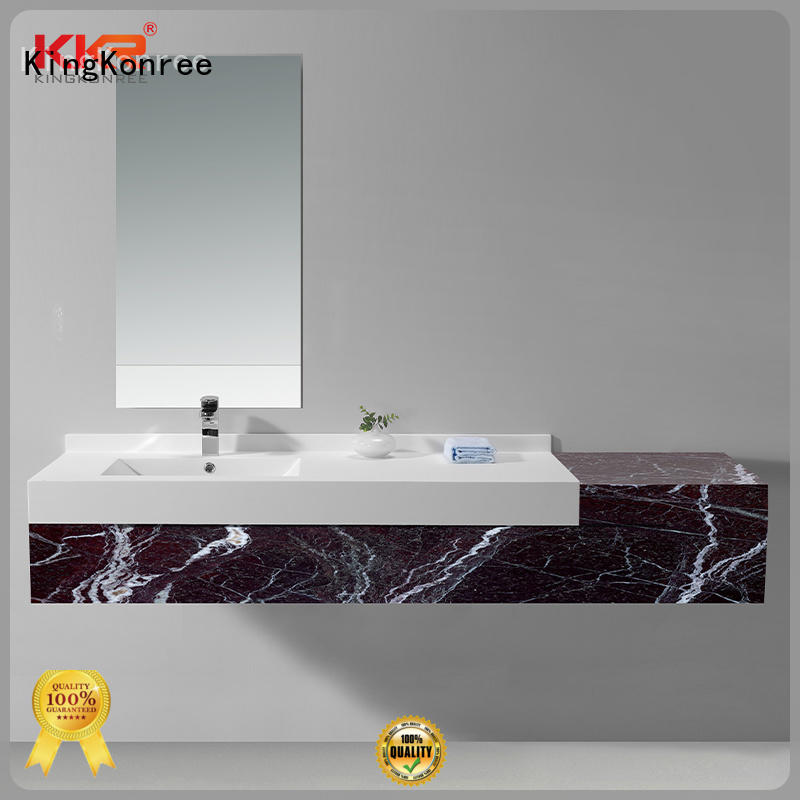 KingKonree against wall sanitary ware suppliers design for toilet
