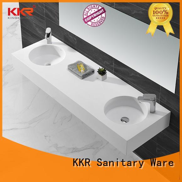 KingKonree rectangle washroom basin for home