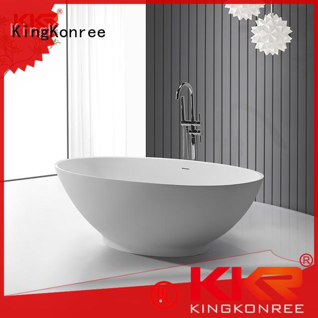 KingKonree high-end discount bathtubs free design for bathroom
