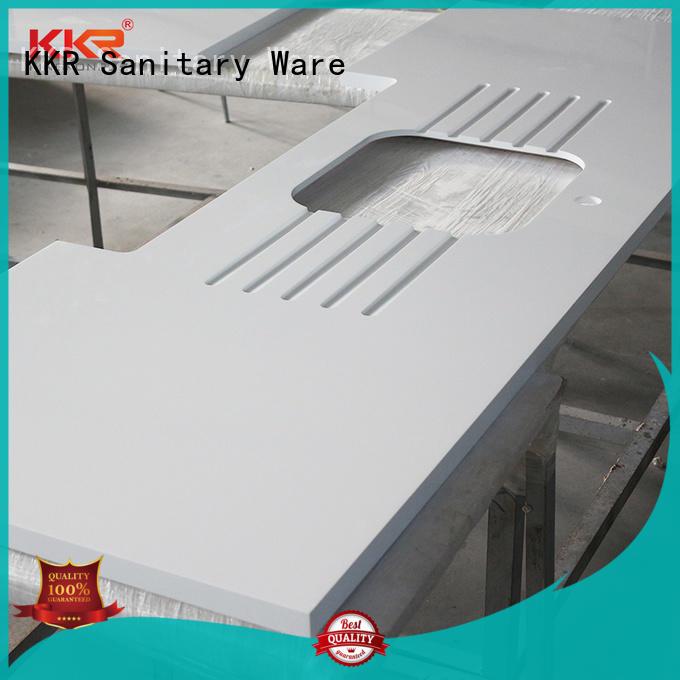 KingKonree durable solid surface worktops manufacturer for kitchen