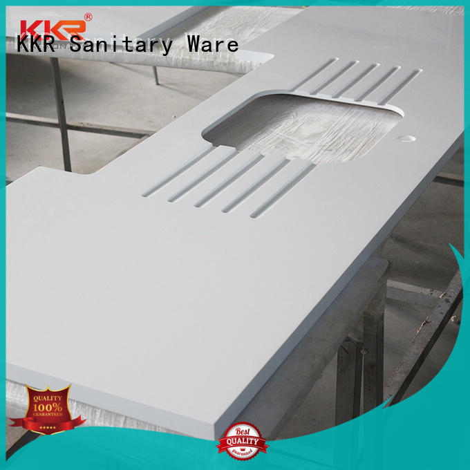 KingKonree durable solid surface worktops manufacturer for kitchen