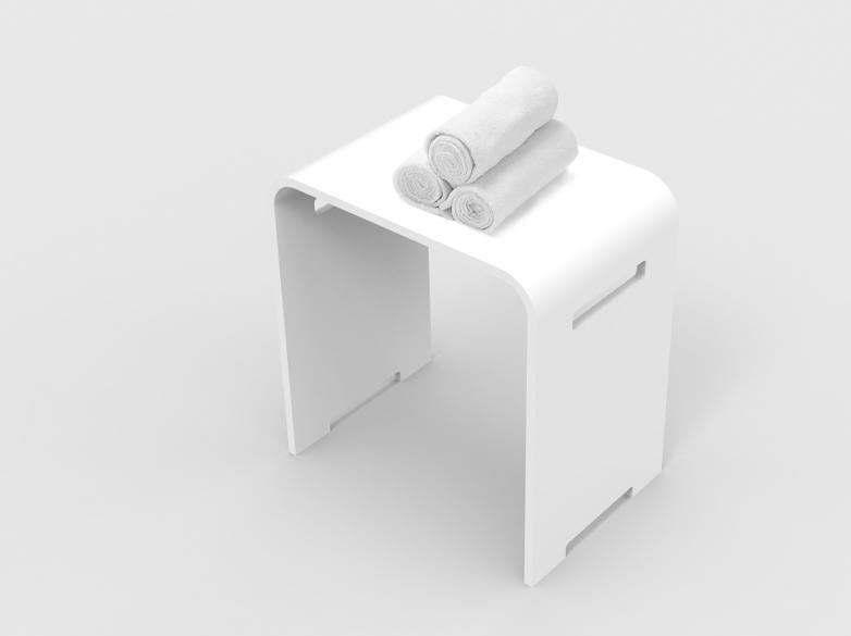 KingKonree bath shower stool supplier for home-1
