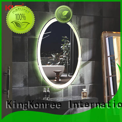 elegant wall mounted mirror customized design for hotel