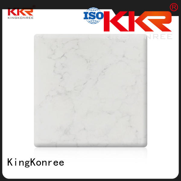 grey acrylic solid surface supplier for home