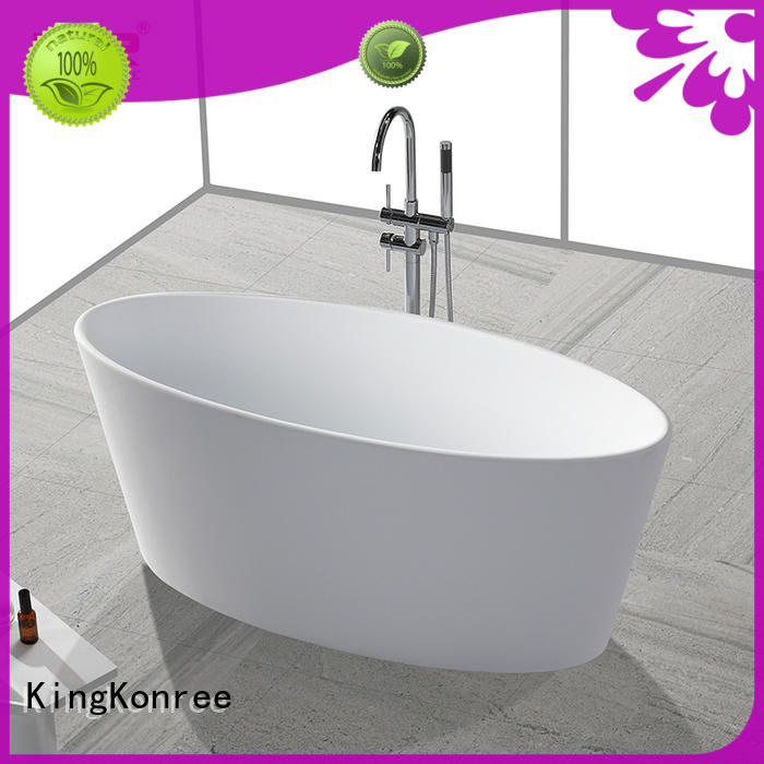 KingKonree white best soaking tub OEM