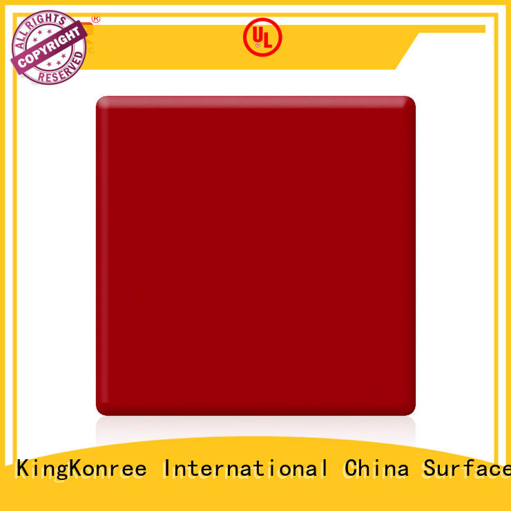 small solid surface material manufacturer for home
