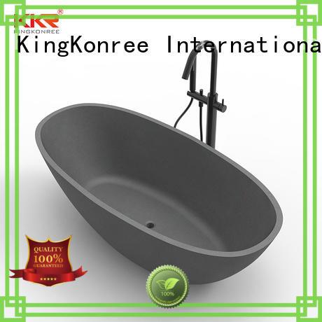 hot-sale solid surface bathtub OEM