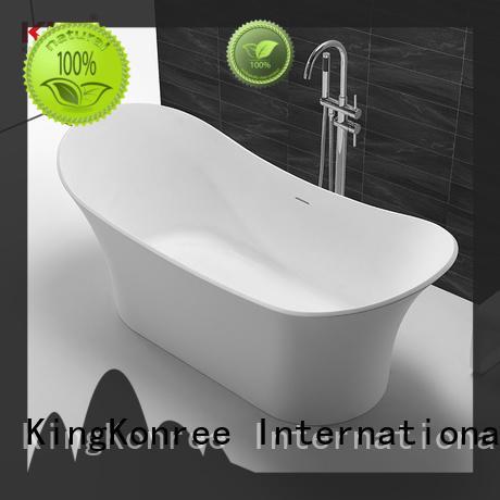 Bañeras de pie gratis para la venta estándar KingKonree