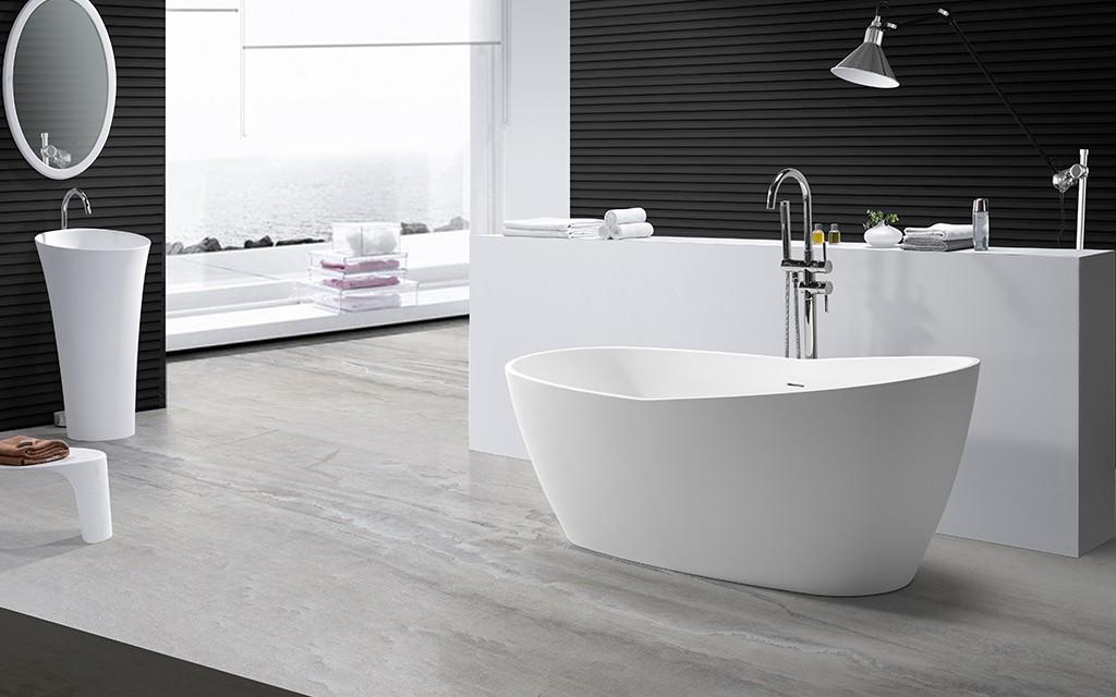 marble freestanding baths price ODM-1