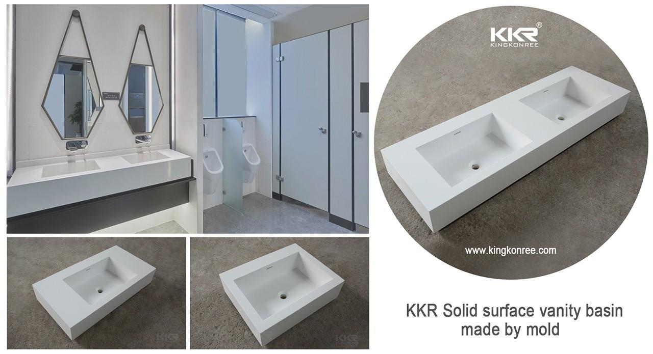 KingKonree quality bathroom tops latest design for hotel-1