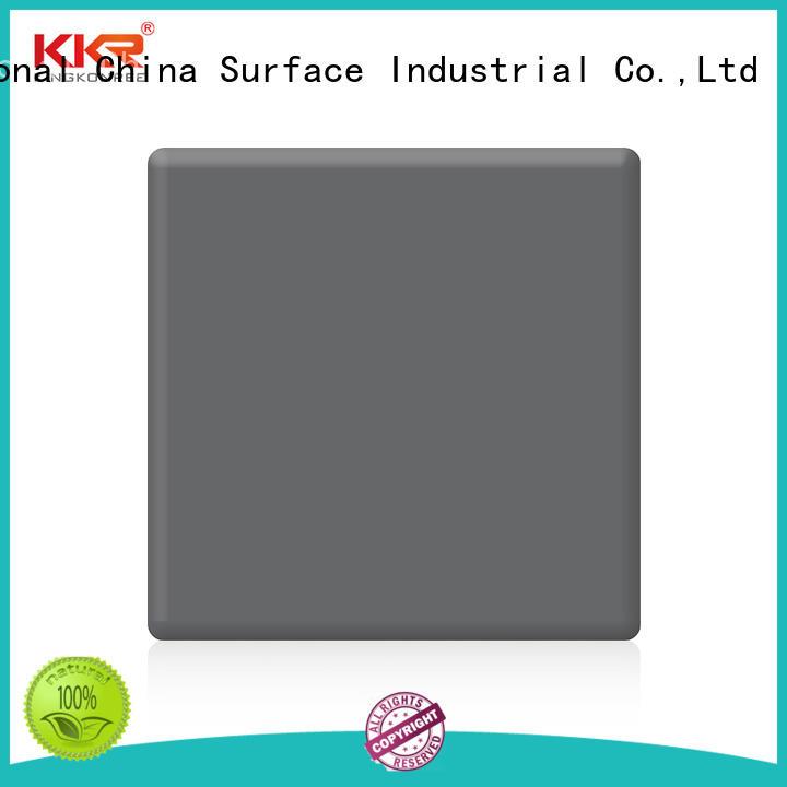 KingKonree small acrylic solid surface grey for home