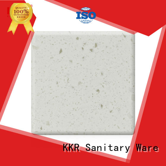 green solid surface countertop material manufacturer for restaurant