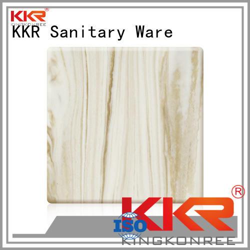 kkr surface solid OEM solid surface sheets KingKonree