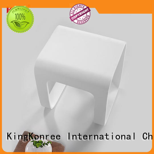 KingKonree modern shower stool design for home