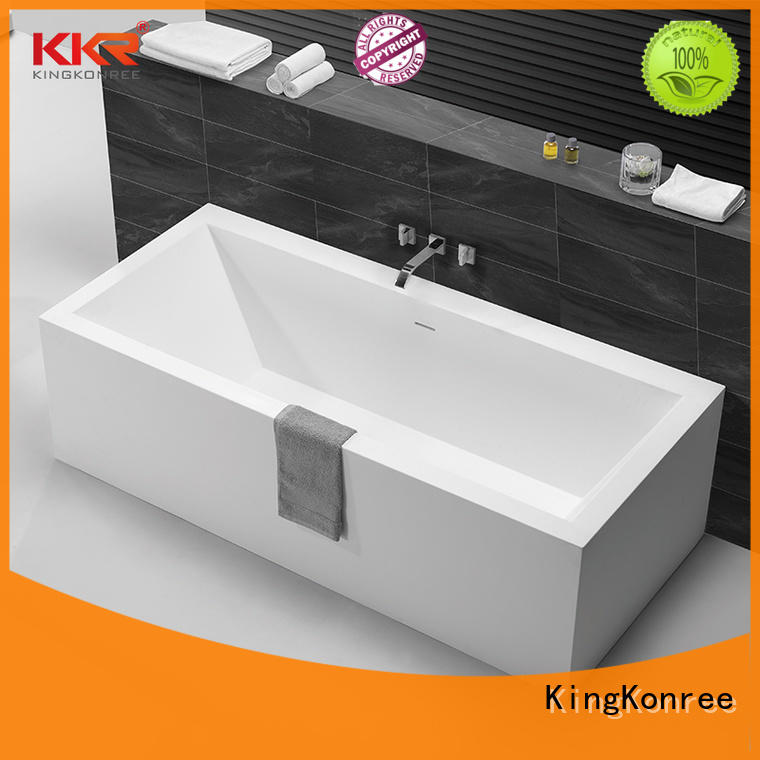 rectangle bathroom sanitary ware customized for hotel