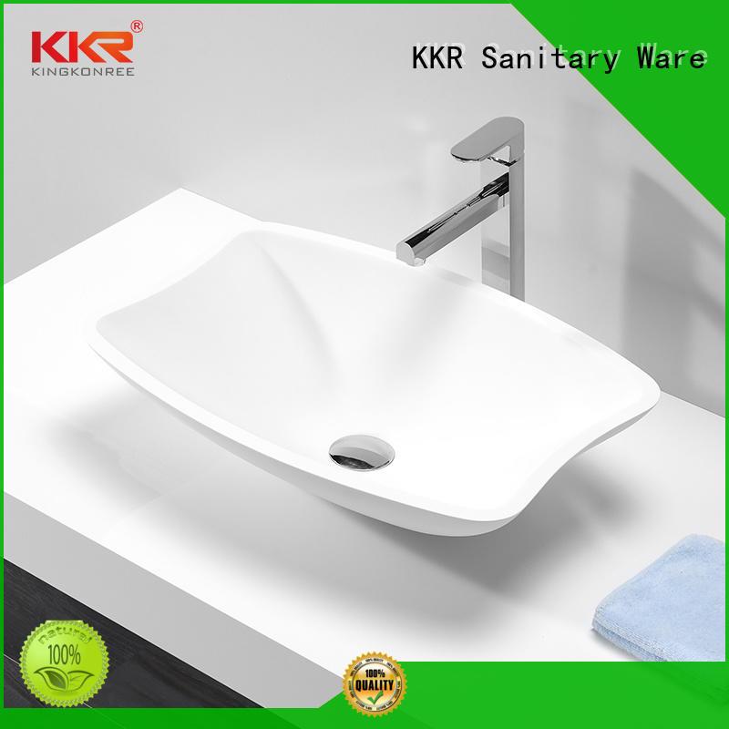KingKonree above counter basins at discount for home
