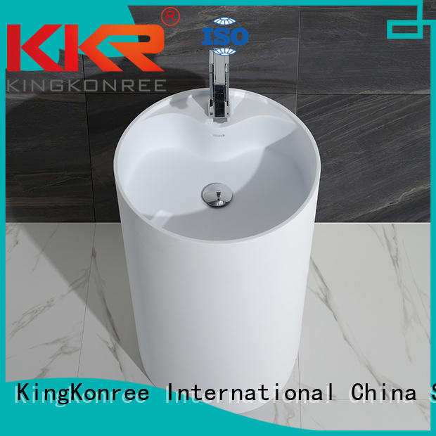 bathroom free standing basins bathroom faux freestanding basin manufacture