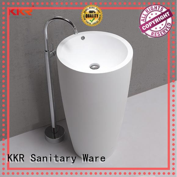 freestanding vanity basins for motel KingKonree