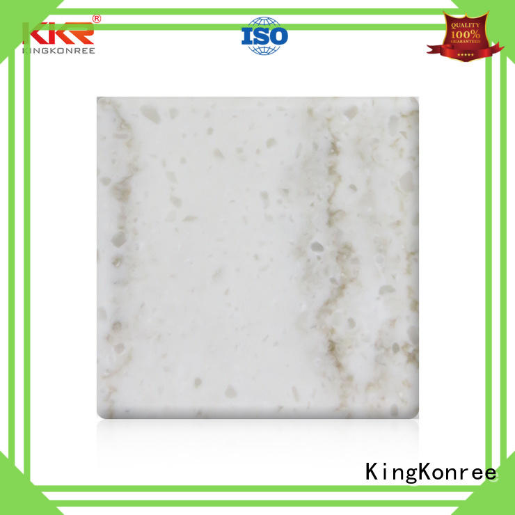 KingKonree modified solid surface sheets for sale design for home