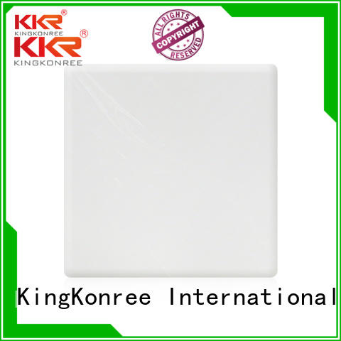 solid artificial pattern solid surface sheets KingKonree