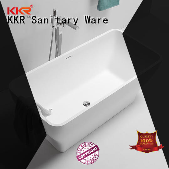 KingKonree soild surface sanitary ware price customized for home