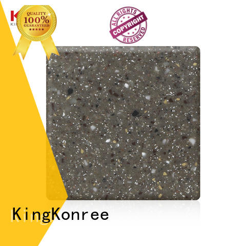 KingKonree modified acrylic solid surface design for room