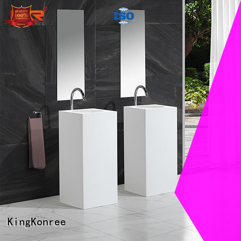 freestanding basin manufacturer for bathroom KingKonree