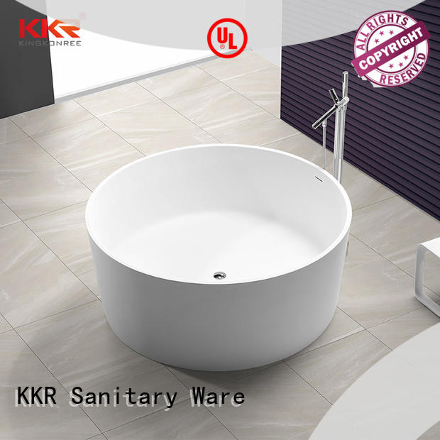 bulk production cheap stand alone bathtubs at discount for family decoration KingKonree