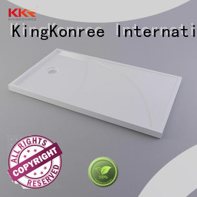 black 900 x 800 shower tray resin for home KingKonree