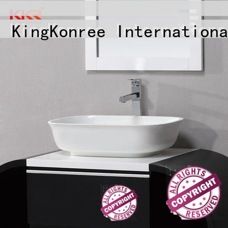 KingKonree approved above counter basins cheap sample for room