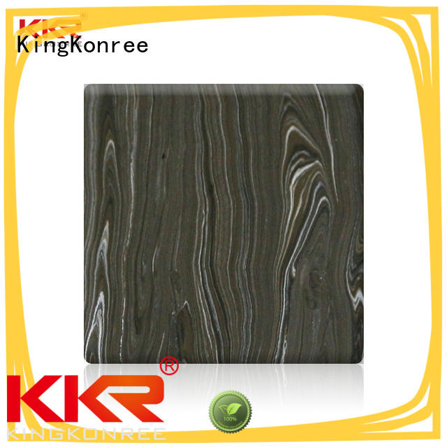 newly solid surface sheets for sale manufacturer for hotel