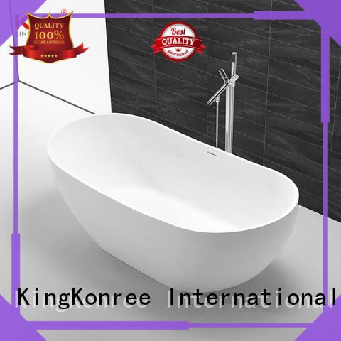KingKonree acrylic freestanding tub ODM