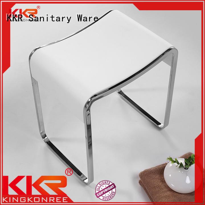 stainless steel small bathroom stool bulk production for room