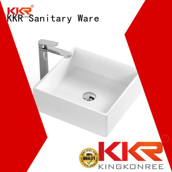 sanitary kkr above counter basins selling KingKonree Brand