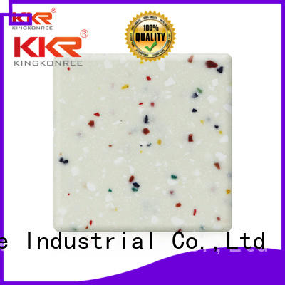 Wholesale 96 modified acrylic solid surface KingKonree Brand