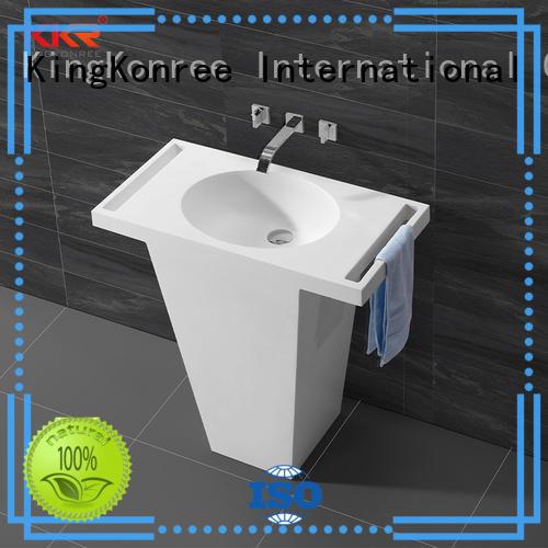 free design new wash basin models for wholesale for hotel KingKonree